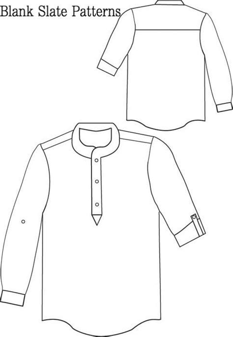 Prepster Pullover Sewing Pattern - Blank Slate Patterns