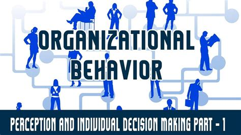 management organizational behaviour perception