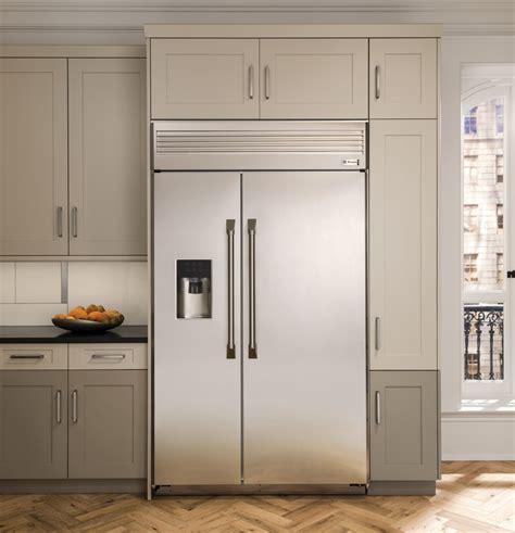 ge monogram freestanding refrigerator tyresc