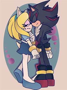 :Collab: shadow and Maria by Sypperoni on DeviantArt