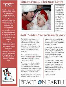 How to Write Family Christmas Letters