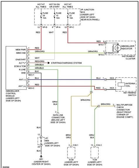 2007 hyundai santa fe wiring diagram fuse box and wiring