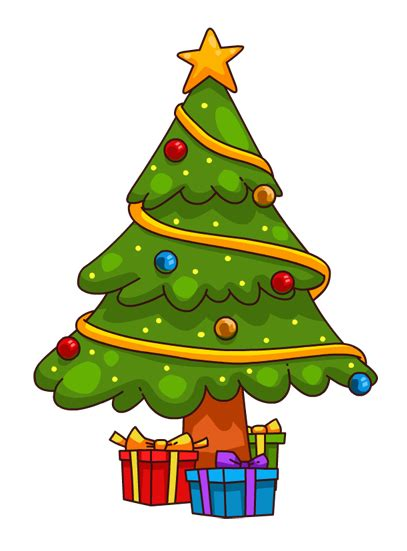 christmas tree clip art images free for commercial use page 2