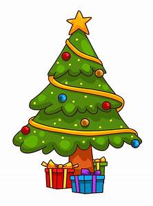 Christmas Tree Clip Art & Images - Free for Commercial Use ...