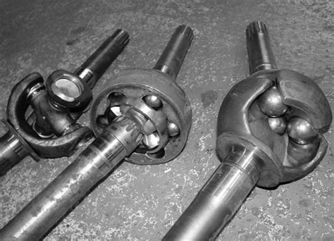 Rockwell Shaft Question  Pirate4x4com  4x4 And Offroad