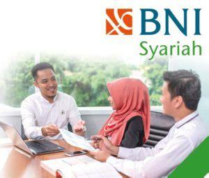 lowongan kerja bni syariah area padang pusat info