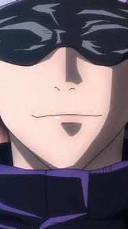 Satoru Gojo wears tinted lip balm. ...that is all ...