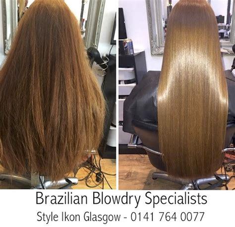 frizzy broken flat  dry hair  problem brazilian