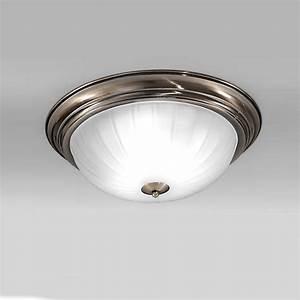Franklite cf flush light ceiling fitting