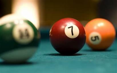 Number Wallpapers Ball Billiard