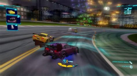 Cars 2 The Video Game Dlc Race With Boost Vista Run