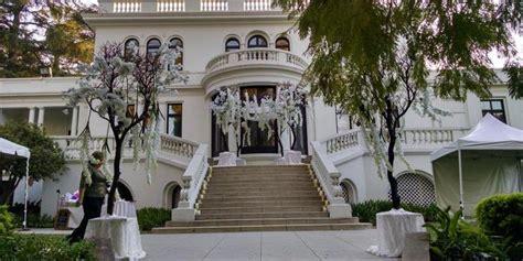 fenyes estate garden  pasadena museum  history weddings