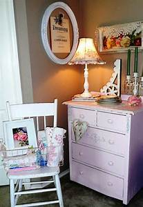 Shabby Chic Diy : shabby chic a romantic style for your home decoration how to build a house ~ Frokenaadalensverden.com Haus und Dekorationen
