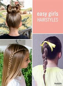 6 Quick Easy Hairstyles For Little Girls Latest