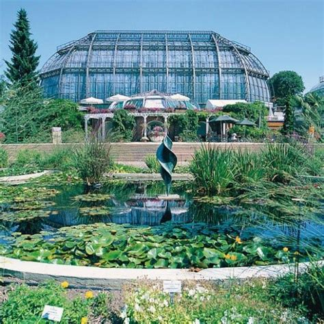 Botanischer Garten Berlin Königliche Gartenakademie by Reis Berlijn 2019