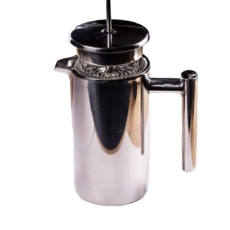 French press coffee has somewhat of a cult following. Amazon.com: Stainless Steel French Press - 350ml Coffee and Tea Press Perfect For Serving ...
