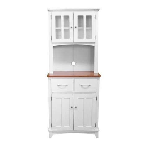 kitchen cabinets with microwave shelf traditional microwave cabinet white cherry home source 8183