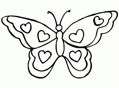 coloring printable butterfly  flowers gianfredanet