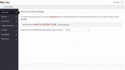 Zoho Domain Clickfunnels Email Connect Verify