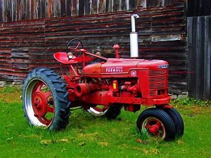 Tractor Farmall Vehicles