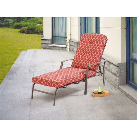 azalea ridge patio furniture walmart better homes and gardens azalea ridge chaise lounge
