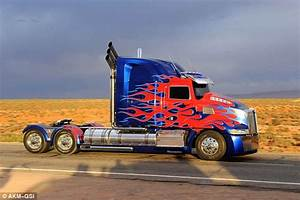 Optimus Prime gets an upgrade in Transformers 4 as Mark ...