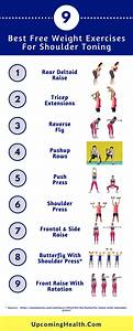 The Sexy Shoulder Guide  9 Free Weight Exercises For