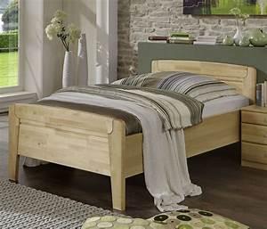 Betten Für Senioren : seniorenbett einzeln mit hoher einstiegsh he birke teilmassiv tonga ~ Orissabook.com Haus und Dekorationen