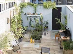 Comment Aménager Une Terrasse Extérieure : comment amnager une terrasse extrieure awesome ordinaire ~ Melissatoandfro.com Idées de Décoration