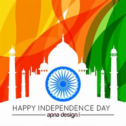 Independence India Taj Mahal Happy Indian Indische