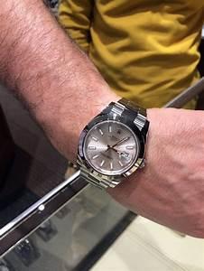 Rolex datejust II | Watches we love | Pinterest | Rolex ...