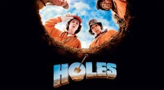 resumen holes louis sachar holes walden media