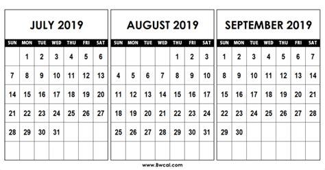 printable july  calendars   months calendar