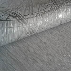 Graue Tapete Mit Muster : streifen tapete edem 1020 10 designer tapete struktur metallic look glanzeffekte hochwaschbare ~ Orissabook.com Haus und Dekorationen