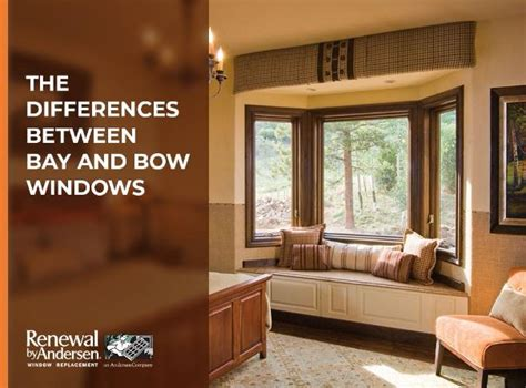 The Differences Between Bay And Bow Windows