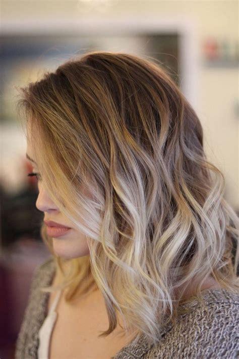 ombre hair selber machen die besten 25 hellblonde haare ideen auf