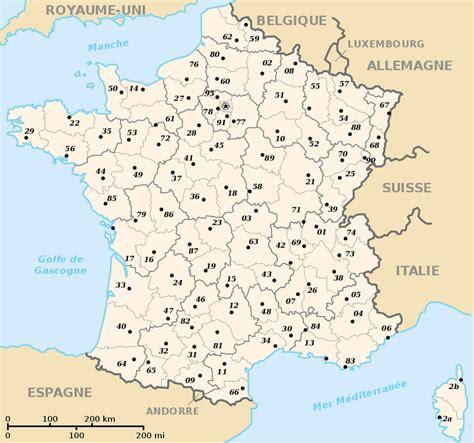 Carte De Region Et Departement Vierge by Fond De Carte De Avec R 233 Gions Et D 233 Partements