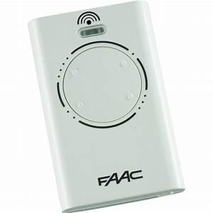 Telecommande Portail Xp 300 : t l commande faac xt4 868 slh t l commandeonline ~ Edinachiropracticcenter.com Idées de Décoration