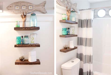 Decoration Ideas For Small Bathrooms by 76 Ways To Decorate A Small Bathroom Shutterfly