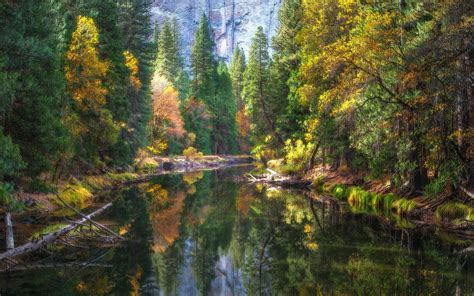 Autumn Wallpaper Hd 1920x1080 Yosemite National Park Wallpapers Pictures Images