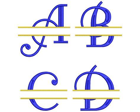 curl split monogram mm font wilcomembroideryfonts
