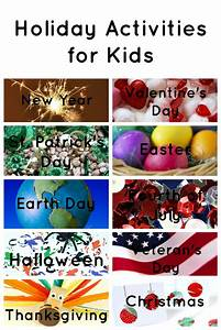 Kids' Holiday Activities