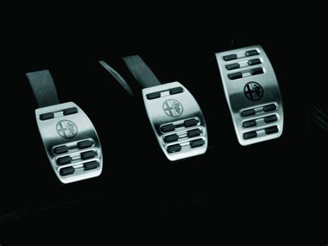 Alfa Romeo Manual Transmission by Manufacturer Approved Sports Pedals Car Accessories Plus