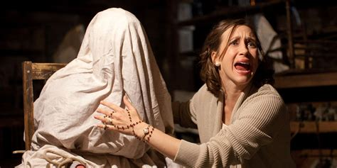 Заклятие 2 / the conjuring 2 (2016, фильм). The Conjuring   Screen Rant