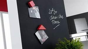 Tableau Aimanté Pour Photos : peinture magnetique comus ~ Teatrodelosmanantiales.com Idées de Décoration
