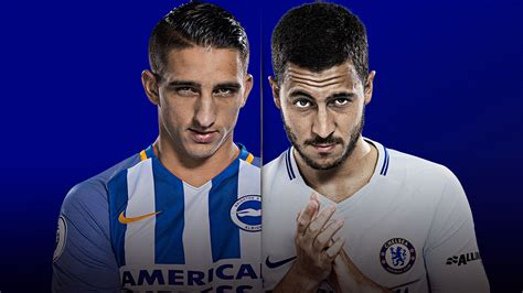 Live match preview - Brighton vs Chelsea 20.01.2018