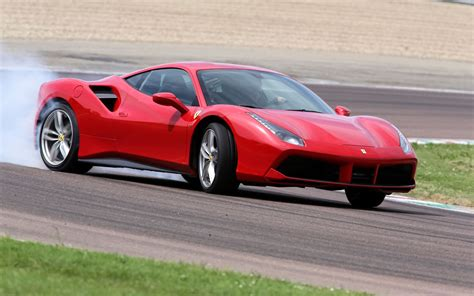 Ferrari 488 Gtb (2015) Review  Car Magazine