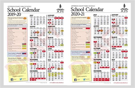 jcps school calendar world printable chart