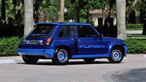 renault r5 turbo 1980 renault series 1 r5 turbo s124 monterey 2014