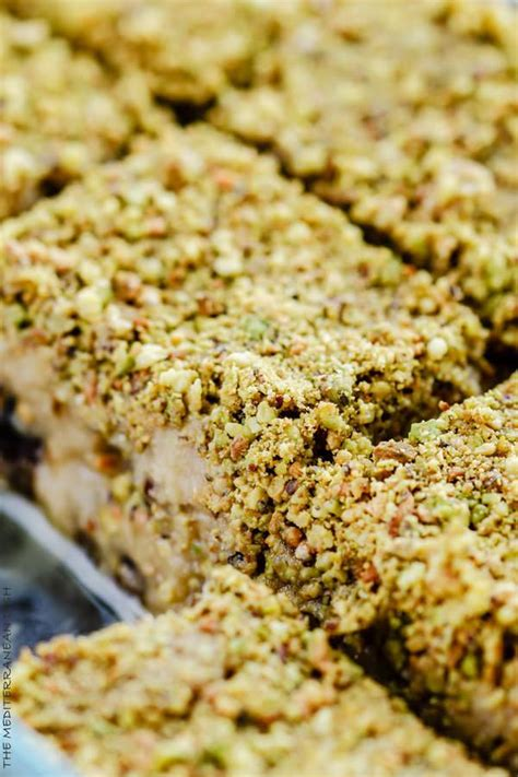 easy no bake dessert bars with dates honey and nuts